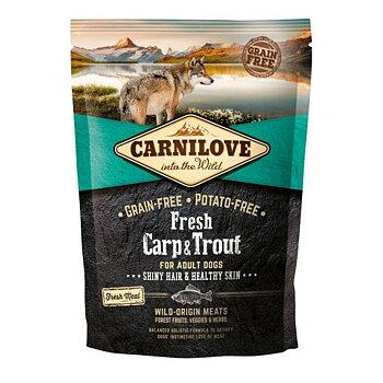 ADULT Fresh Carp & Trout 12kg - Carnilove
