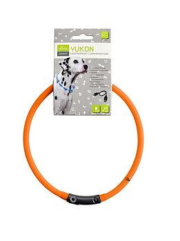 Halsband LED Yukon  Orange - HUNTER