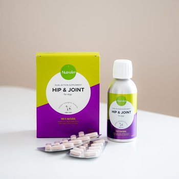 Nutrolin Hip & Joint 450ml + 180tbl