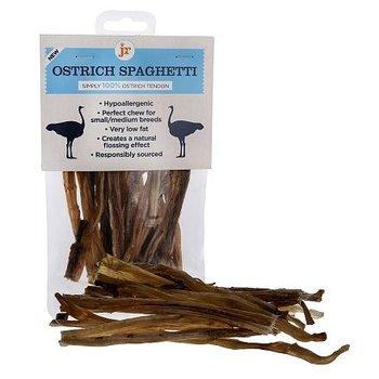 Hundtugg - Lufttorkad Strutsspagetti 80 gram
