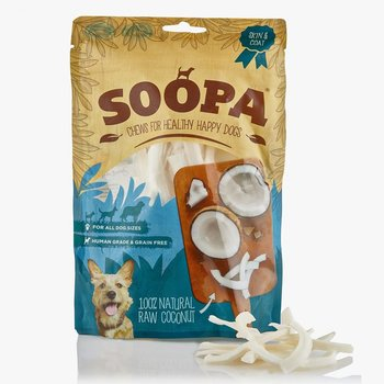 Hundgodis Soopa Kokosbitar  100 gram