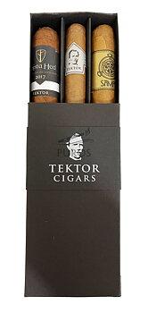 Tektor Sampler - 3 Cigarrer