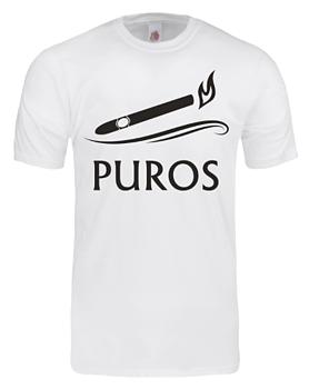 T-shirt – #puros4life