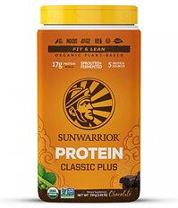 Sunwarrior Protein Classic Plus Choklad Eko 750 g