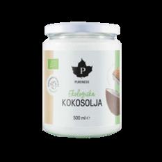 Pureness Ekologisk Kokosolja 500 ml