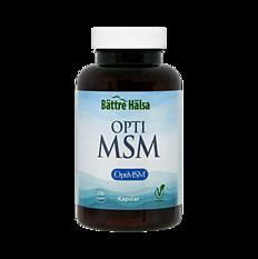 Bättre Hälsa OptiMSM 100 kapslar