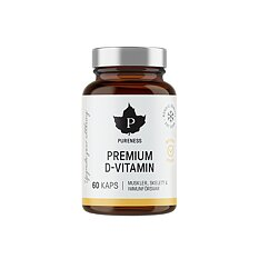 Pureness Premium D-vitamin 60 kapslar