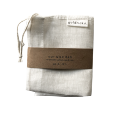 Goldrick Nut Milk Bag