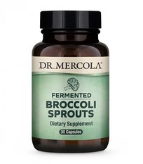 Dr Mercola Fermented Broccoli Sprouts, 30 kapslar