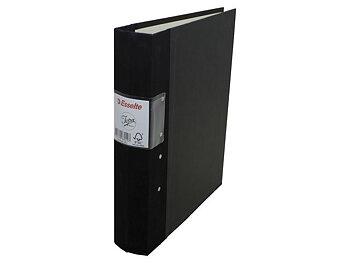 Gaffelpärm JOPA A4 60mm svart