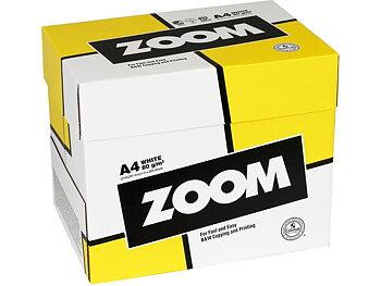Kop.ppr ZOOM A4 80g oh 5x500/FP