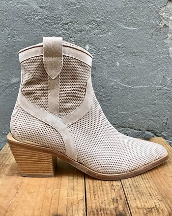 Boots Beige from Laura Bellariva