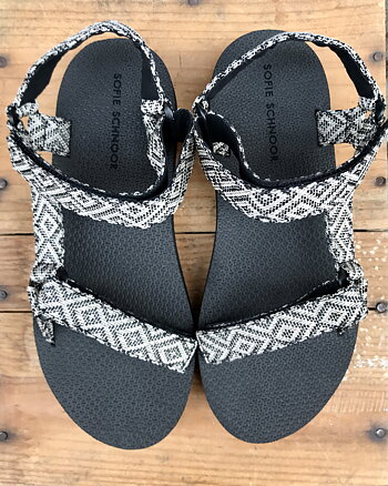 Sandal Black Mix from Sofie Schnoor