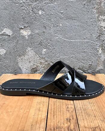 Neela Slip in Sandal Black från Sofie Schnoor