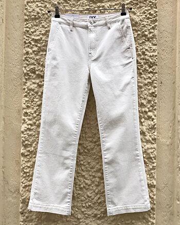 Frida jeans Ecru från Ivy Copenhagen