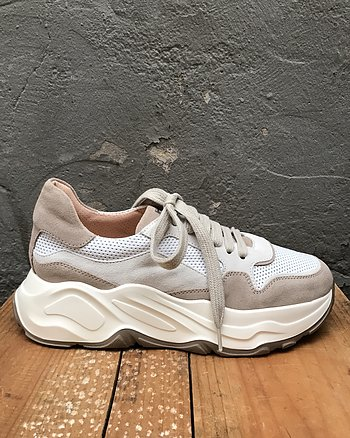 Sneaker Beige from Laura Bellariva