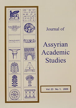Journal of Assyrian Academic Studies Nr 2 - 2009