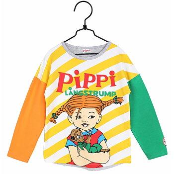 Långärmad tröja - Pippi Långstrump
