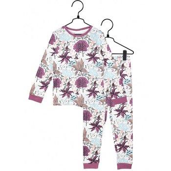 Tvådelad pyjamas trollskog - Mumin