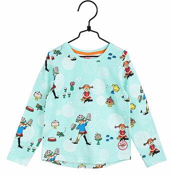 Turkos tröja - Pippi Långstrump