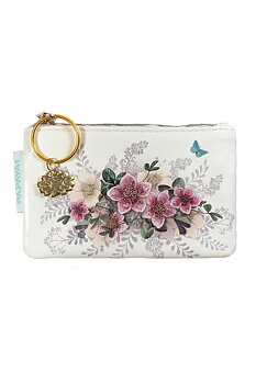 Coin Purse Hellebore