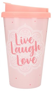 Termosmugg Live Laugh Love