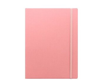 Filofax Notebook Rose A4