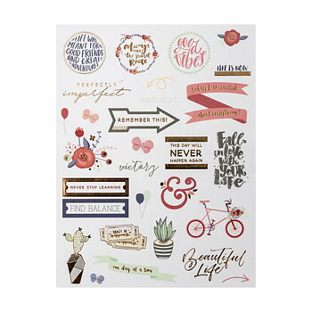 Stickers Planner Life