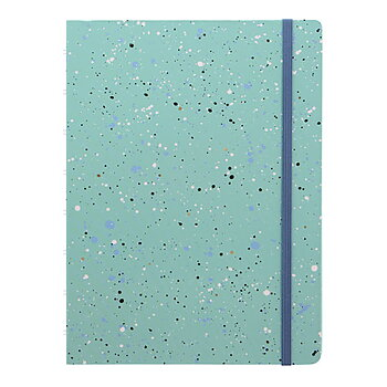 Notebook Expressions mint A5
