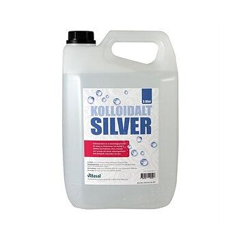 Vidasal Kolloidalt silver 5 liter