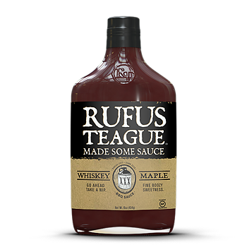 Rufus Teague - Whiskey Maple Sauce 454g