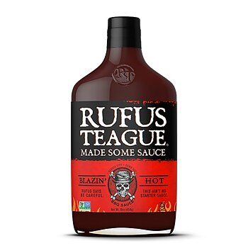 Rufus Teague - Blazin´Hot Bbq Sauce 454 g