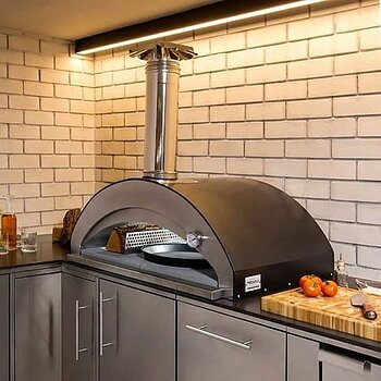 Forno Allegro by Edil Planet - Pizzaiolo 4 pizze