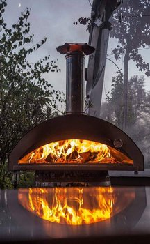 Forno Allegro by Edil Planet - Pizzaiolo 4 pizze - Nu i lager!