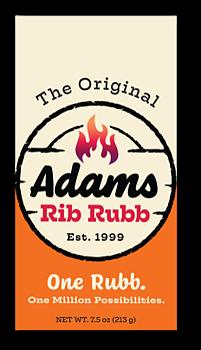 Adams Rib Rubb - Original Rubb