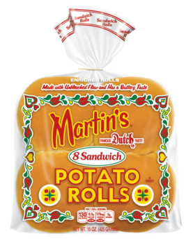 Martin´s - Potato Rolls 8-pack
