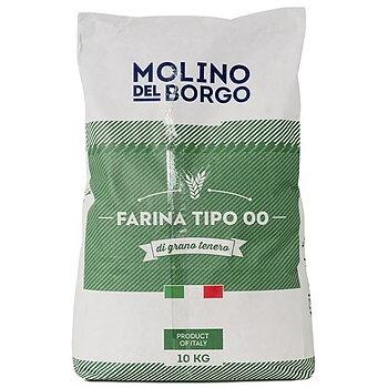 Italienskt vetemjöl tipo 00 - 10kg