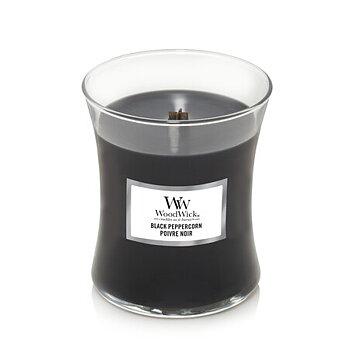 WoodWick - Black Peppercorn Medium