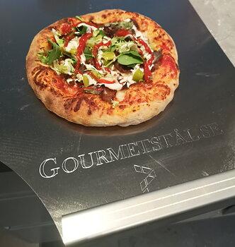 Gourmetstål - Pizzaspade Rostfritt Stål