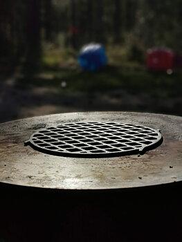 Gourmetstål - BBQ grillgaller 30cm