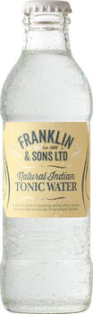 Franklin & Sons LTD- Natural Indian Tonic Water 200ml