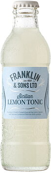 Franklin & Sons LTD - Sicilian Lemon Tonic 200ml