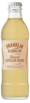 Franklin & Sons LTD - Brewed Ginger Beer 200ml