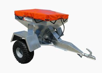 Saltspridare  ATV Chapman TSS350 (Fri frakt)