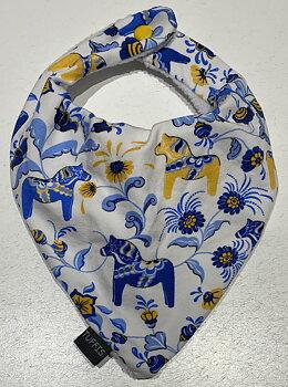 Dregglis Leksand mini blå/gul