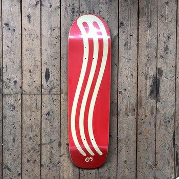 """Eva Skateboards - 8.8"""" Red"""