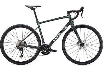 Specialized Diverge Elite E5 Oak Green 2021