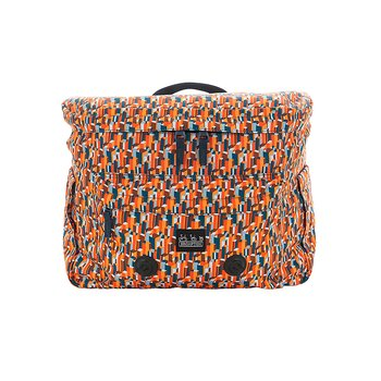 Brompton Backpack Made with Liberty Fabric Metropolis