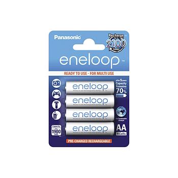 Panasonic - Eneloop BK-3MCCE