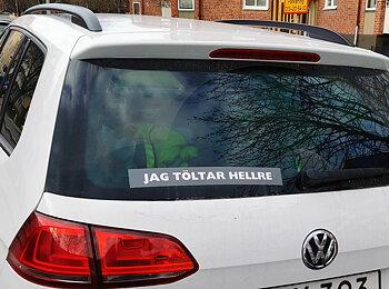 Dekal - JAG TÖLTAR HELLRE